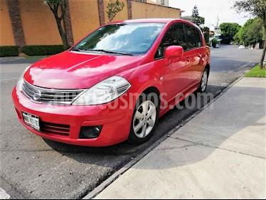 foto Nissan Tiida HB Special Edition usado (2013) color Rojo precio $112,000