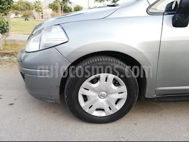 Foto venta Auto usado Nissan Tiida Sedan 1.6L Confort (2015) color Gris precio u$s8,200