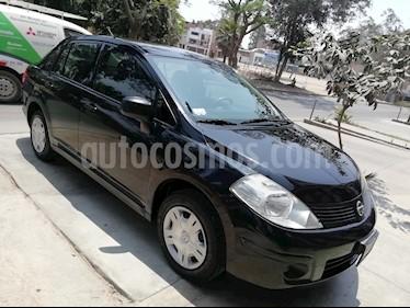 Foto venta Auto usado Nissan Tiida Sedan 1.6L Confort (2012) color Negro precio u$s8,000