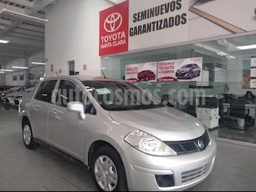 Foto Nissan Tiida Sedan 4p Sedan Sense L4/1.8 Man usado (2018) color Plata precio $159,000