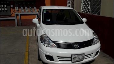 Foto Nissan Tiida Sedan Advance Aut usado (2015) color Blanco precio $139,000