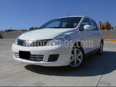 Foto venta Auto Seminuevo Nissan Tiida Sedan Advance Aut  (2013) color Blanco precio $123,000