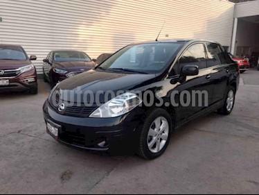 Foto venta Auto usado Nissan Tiida Sedan Advance Aut  (2015) color Negro precio $129,000