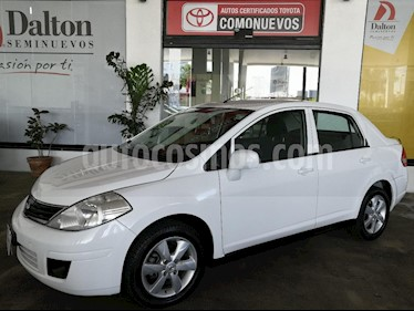 Foto venta Auto usado Nissan Tiida Sedan Advance Aut  (2015) color Blanco precio $145,000