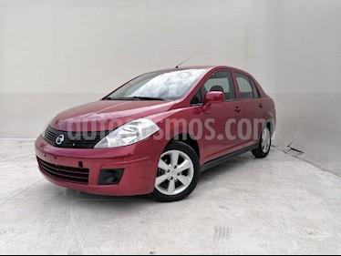 Foto Nissan Tiida Sedan Advance Aut  usado (2013) color Rojo precio $117,700