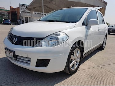 Foto venta Auto usado Nissan Tiida Sedan Advance (2016) color Blanco precio $154,000