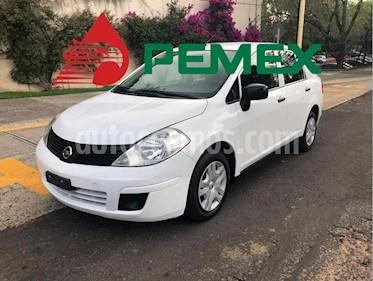 Foto venta Auto usado Nissan Tiida Sedan Advance (2012) color Blanco precio $54,000