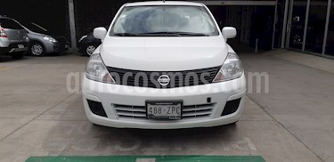 Foto venta Auto usado Nissan Tiida Sedan Advance (2014) color Blanco precio $125,000