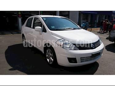 Foto venta Auto Seminuevo Nissan Tiida Sedan Advance (2016) color Blanco precio $159,000