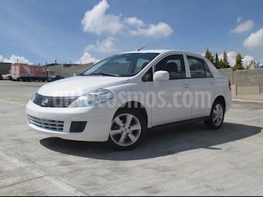Foto venta Auto usado Nissan Tiida Sedan Advance (2016) color Blanco precio $148,000