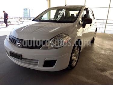 Foto venta Auto usado Nissan Tiida Sedan Advance (2016) color Blanco precio $149,000