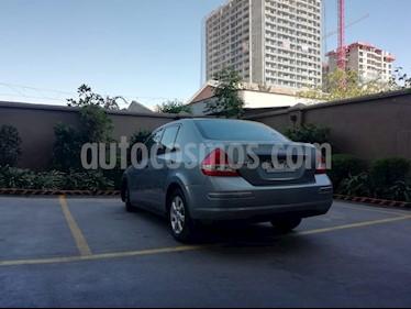 Nissan Tiida Sedan S 1.6 usado (2013) color Gris Oscuro precio $3.890.000