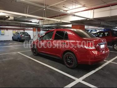 Nissan Tiida Sedan 1.6L Drive PWR usado (2018) color Rojo precio $5.600.000