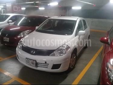 Nissan Tiida Sedan Comfort Ac usado (2012) color Blanco precio $87,000