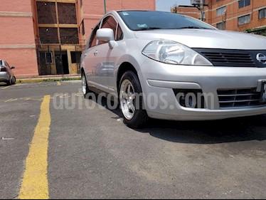 Foto Nissan Tiida Sedan Comfort Ac usado (2012) color Plata precio $90,000