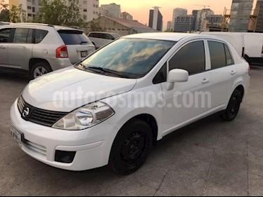 Foto venta Auto Seminuevo Nissan Tiida Sedan Comfort Ac (2011) color Blanco precio $105,000
