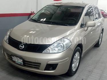 Foto venta Auto usado Nissan Tiida Sedan Comfort Aut Ac (2012) color Beige precio $109,000