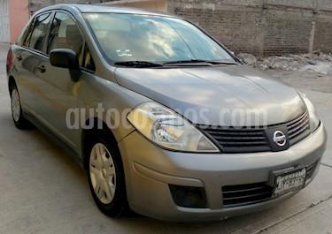 Foto venta Auto usado Nissan Tiida Sedan Comfort (2011) color Gris precio $89,000