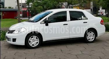 Nissan Tiida Sedan Comfort usado (2011) color Blanco precio $96,000