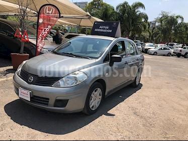 Foto venta Auto usado Nissan Tiida Sedan Comfort (2010) color Gris precio $80,000