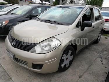 Foto venta Auto usado Nissan Tiida Sedan Comfort (2011) color Bronce precio $89,500