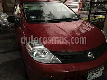 Nissan Tiida Sedan Comfort usado (2012) color Rojo precio $82,000