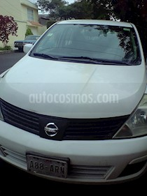 Nissan Tiida Sedan Comfort usado (2011) color Blanco precio $69,000
