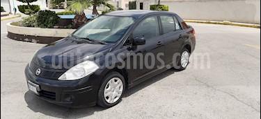 Foto Nissan Tiida Sedan Custom Ac usado (2012) color Negro precio $86,000