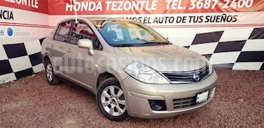 Foto venta Auto usado Nissan Tiida Sedan Custom Aut Ac (2011) color Beige precio $95,000