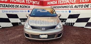 Foto venta Auto usado Nissan Tiida Sedan Custom Aut Ac (2011) color Beige precio $98,000