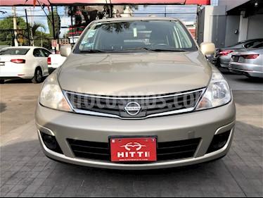 Foto venta Auto usado Nissan Tiida Sedan Custom Aut (2011) color Arena precio $109,000