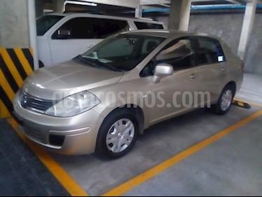 Foto venta Auto usado Nissan Tiida Sedan Custom (2009) color Arena precio $66,000