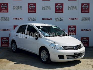 Nissan Tiida Sedan Drive usado (2016) color Blanco precio $135,000