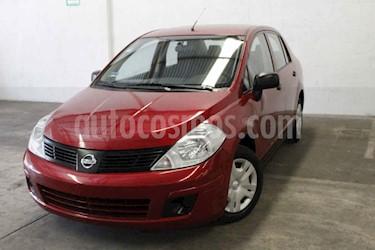 Foto venta Auto usado Nissan Tiida Sedan Drive (2015) color Rojo precio $148,000