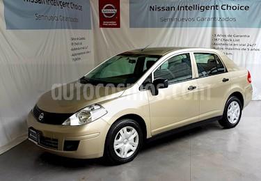 Foto venta Auto usado Nissan Tiida Sedan Drive (2016) color Arena precio $130,000