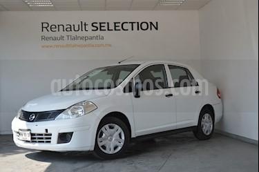 Foto venta Auto usado Nissan Tiida Sedan Drive (2014) color Blanco precio $100,000