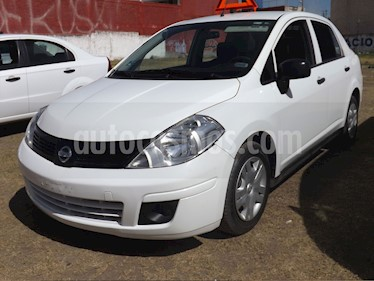 Foto venta Auto usado Nissan Tiida Sedan Drive (2015) color Blanco precio $138,000