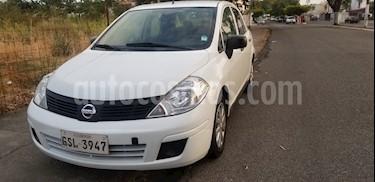 Nissan Tiida Sedan Sense usado (2014) color Blanco precio u$s12.500