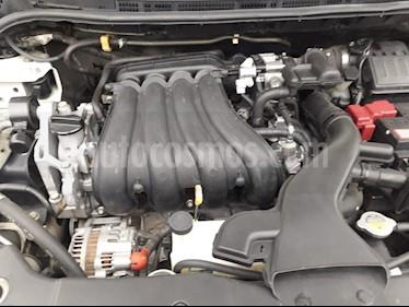 Foto venta Auto usado Nissan Tiida Sedan Emotion Aut (2011) color Blanco precio $99,000