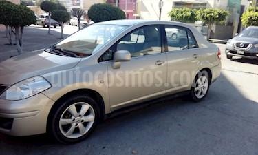 Foto venta Auto Seminuevo Nissan Tiida Sedan Emotion (2011) color Arena precio $105,000