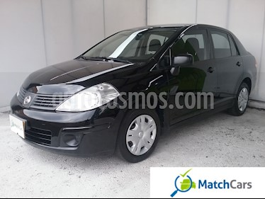 Foto venta Carro usado Nissan Tiida Sedan Miio (2012) color Negro precio $19.490.000
