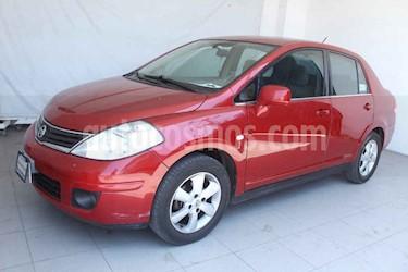 Nissan Tiida Sedan Emotion usado (2011) color Rojo precio $99,000