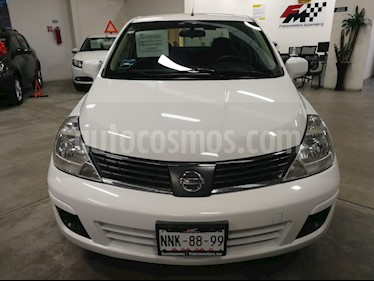 Nissan Tiida Sedan Advance usado (2016) color Blanco precio $145,000