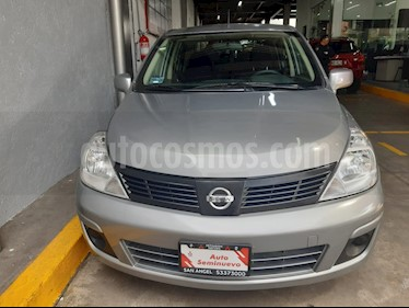 Nissan Tiida Sedan Advance Aut  usado (2013) color Gris Oxford precio $125,000