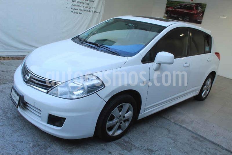 Nissan Tiida Sedan Special Edition Aut usado (2013) color Blanco precio $145,000