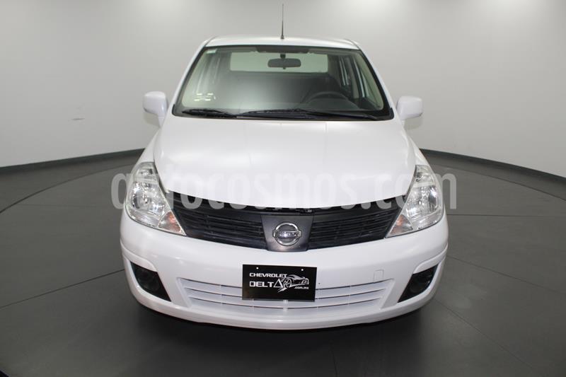Nissan Tiida Sedan Drive usado (2016) color Blanco precio $109,900