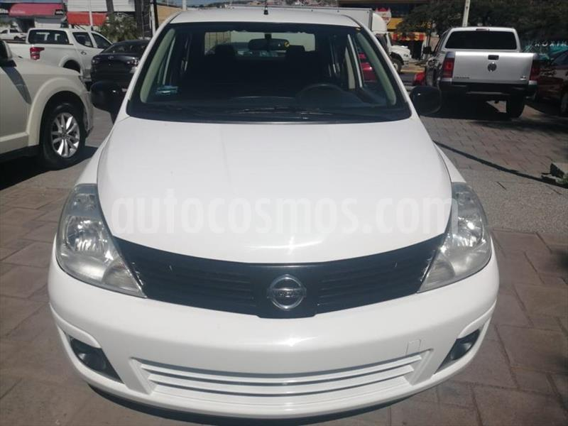 Nissan Tiida Sedan ADVANCE T/M usado (2015) color Blanco precio $134,000
