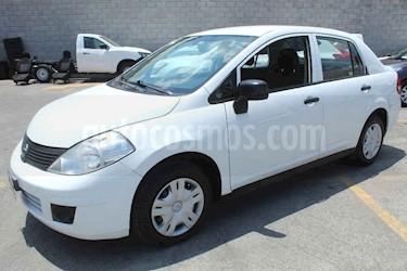 Nissan Tiida Sedan Comfort Aut Ac usado (2011) color Blanco precio $89,000