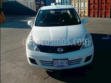 Nissan Tiida Sedan Sense usado (2013) color Blanco precio $93,800