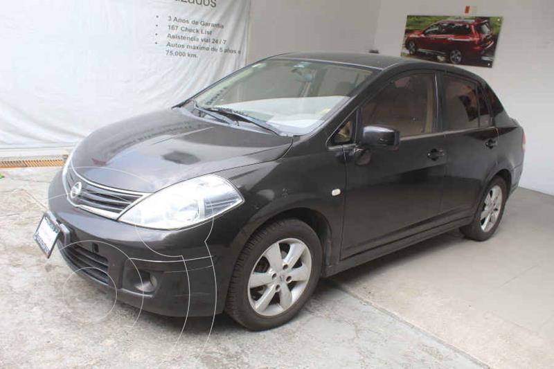 Foto Nissan Tiida Sedan Emotion usado (2010) color Negro precio $92,000